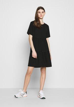 VIMIRENZA DRESS - Vapaa-ajan mekko - black