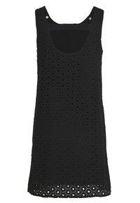 Vila - VITIANA DRESS - Vestito elegante - black - 1
