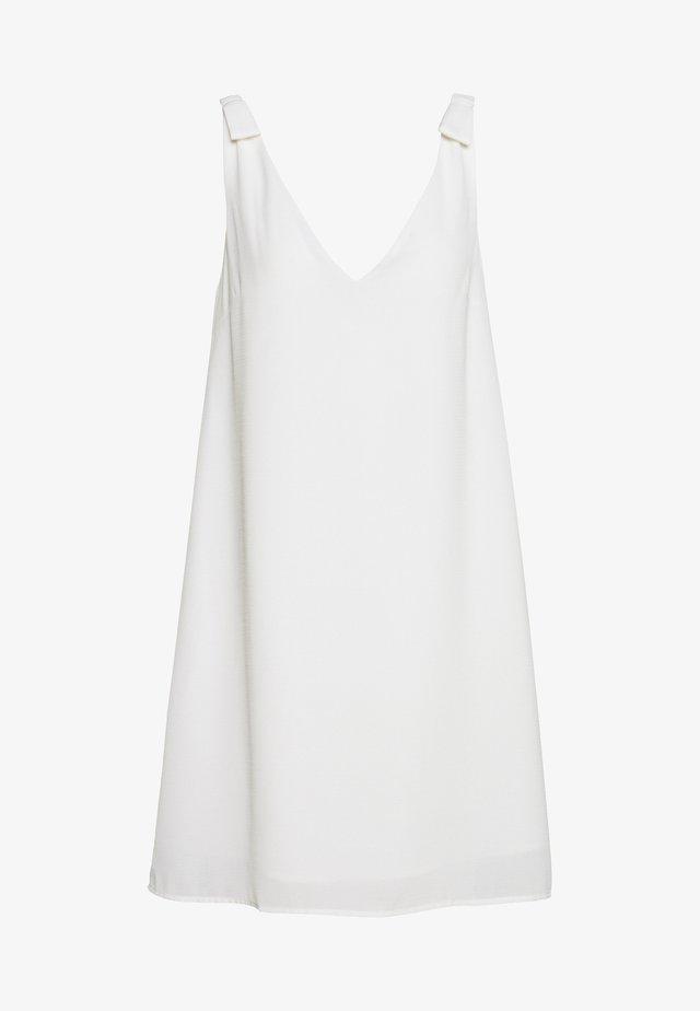 VIJAHULA DRESS - Sukienka letnia - cloud dancer