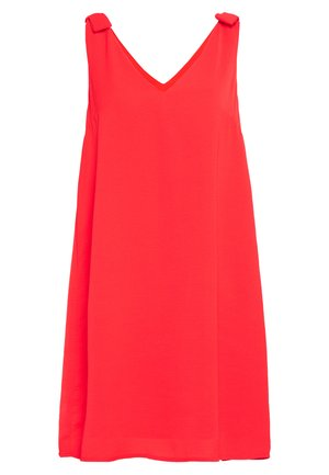 VIJAHULA DRESS - Korte jurk - flame scarlet