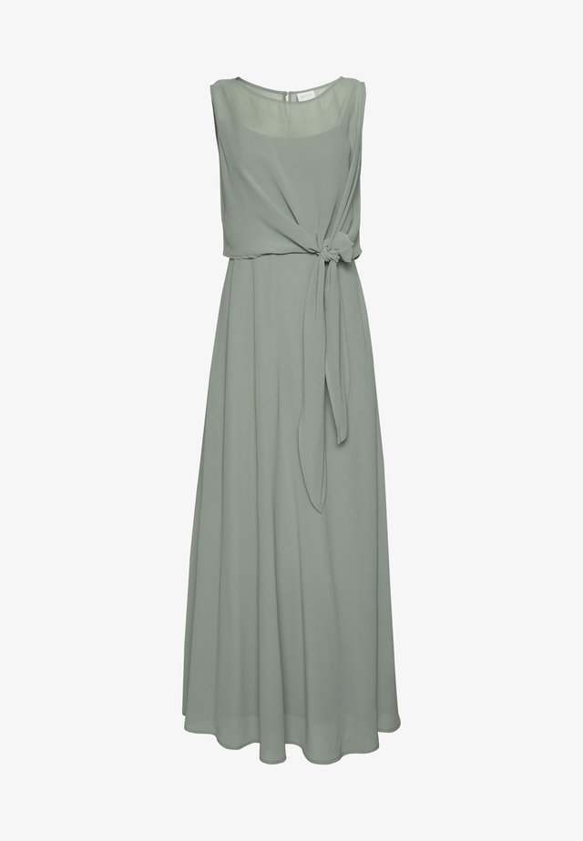 VIMICADA DRESS - Maxi-jurk - green milieu