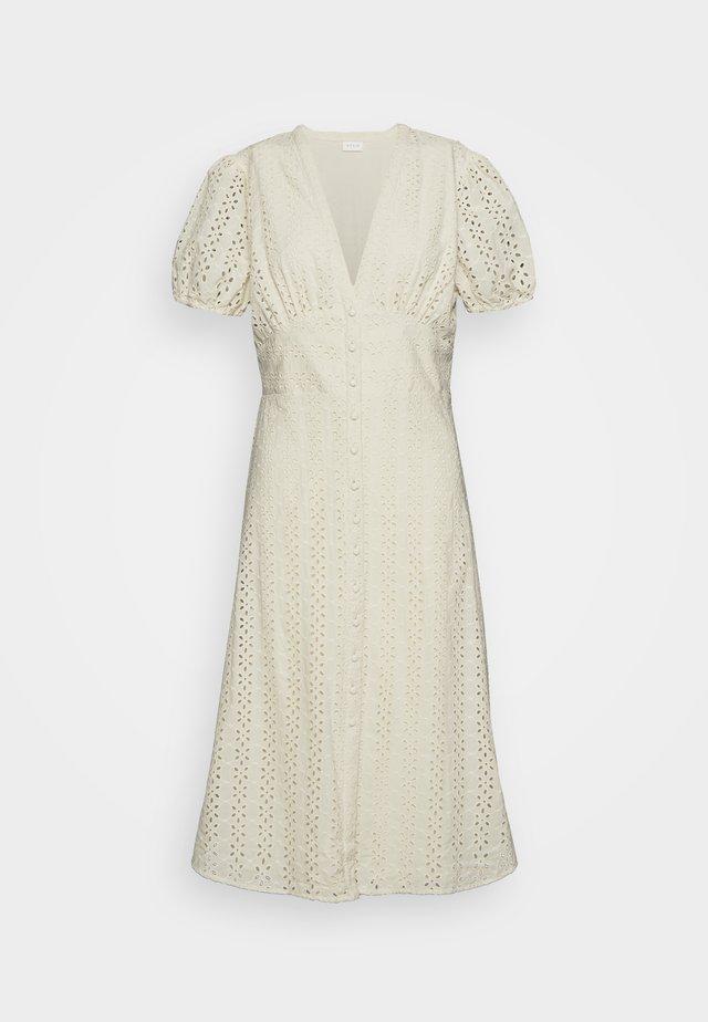 VICARLINE MIDI DRESS - Sukienka koszulowa - birch