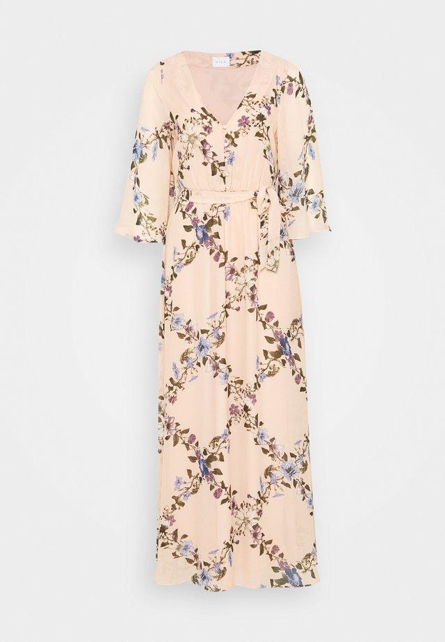 VIPENELOPE 3/4 MAXI DRESS - Maxiklänning - light pink