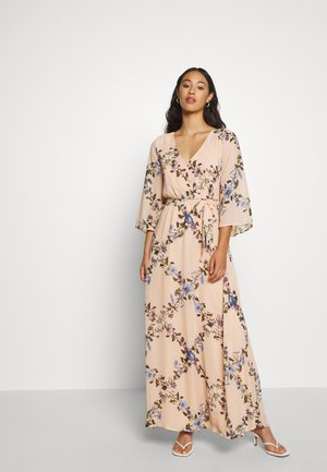 VIPENELOPE 3/4 MAXI DRESS - Maxikjole - light pink
