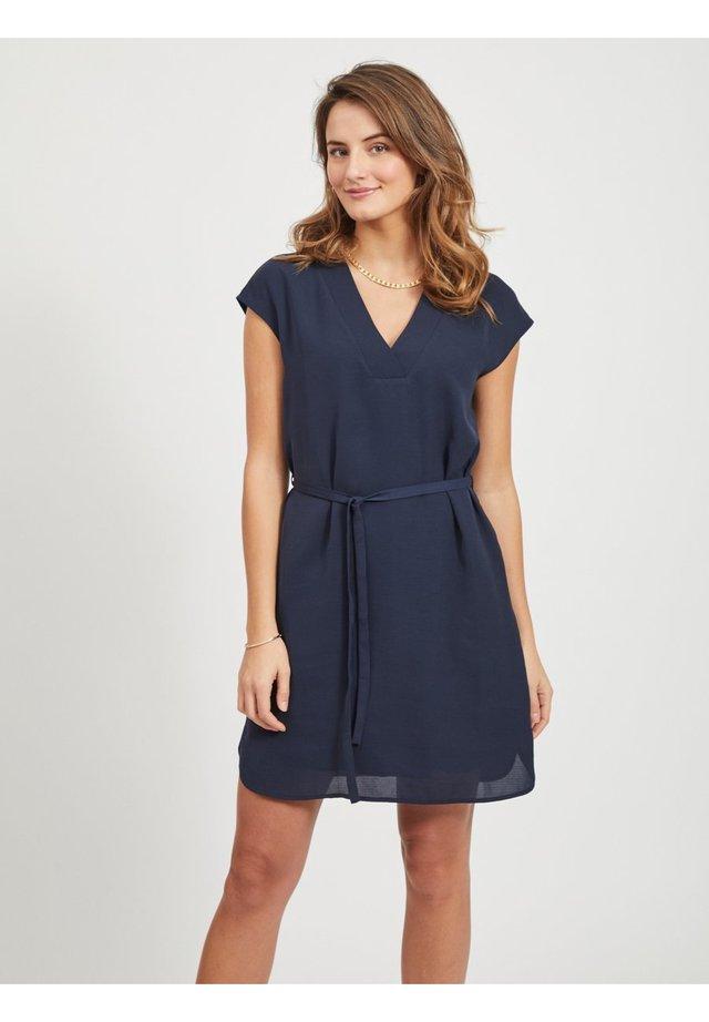 Sukienka letnia - navy blazer