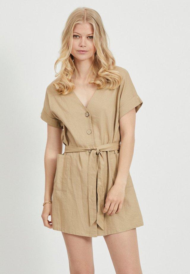 Shirt dress - n omad
