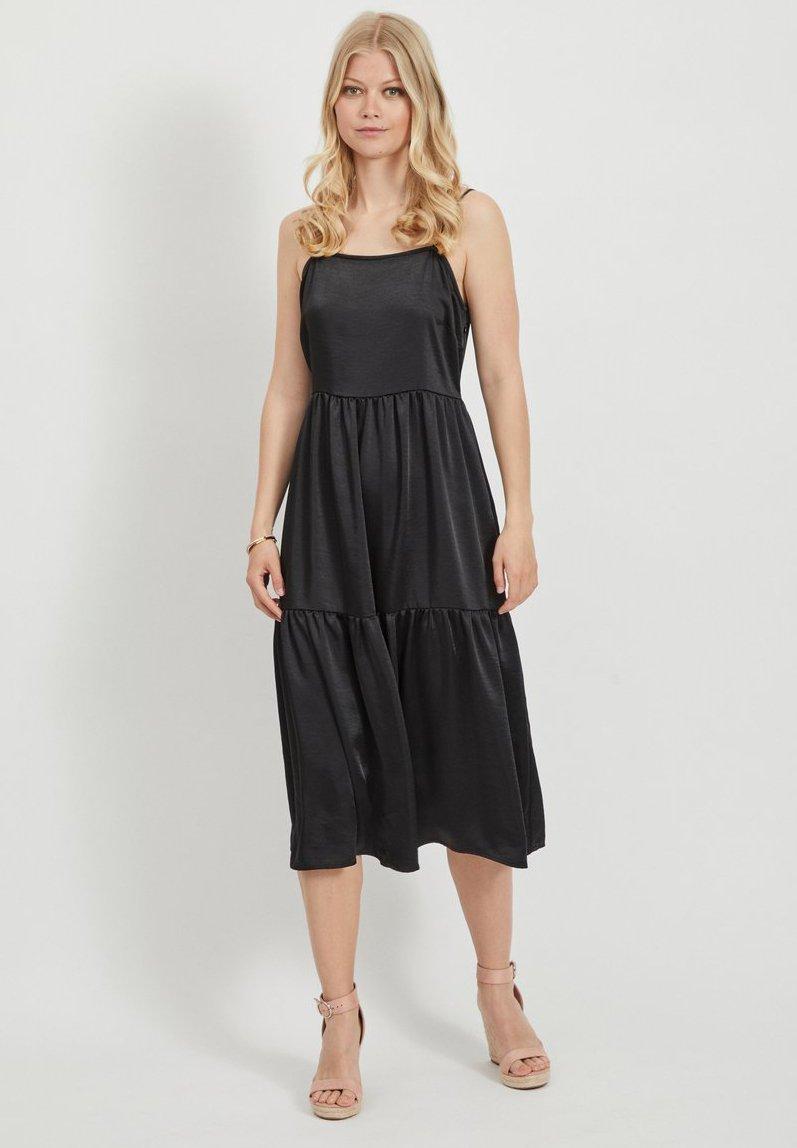 Vila - Vestito elegante - black