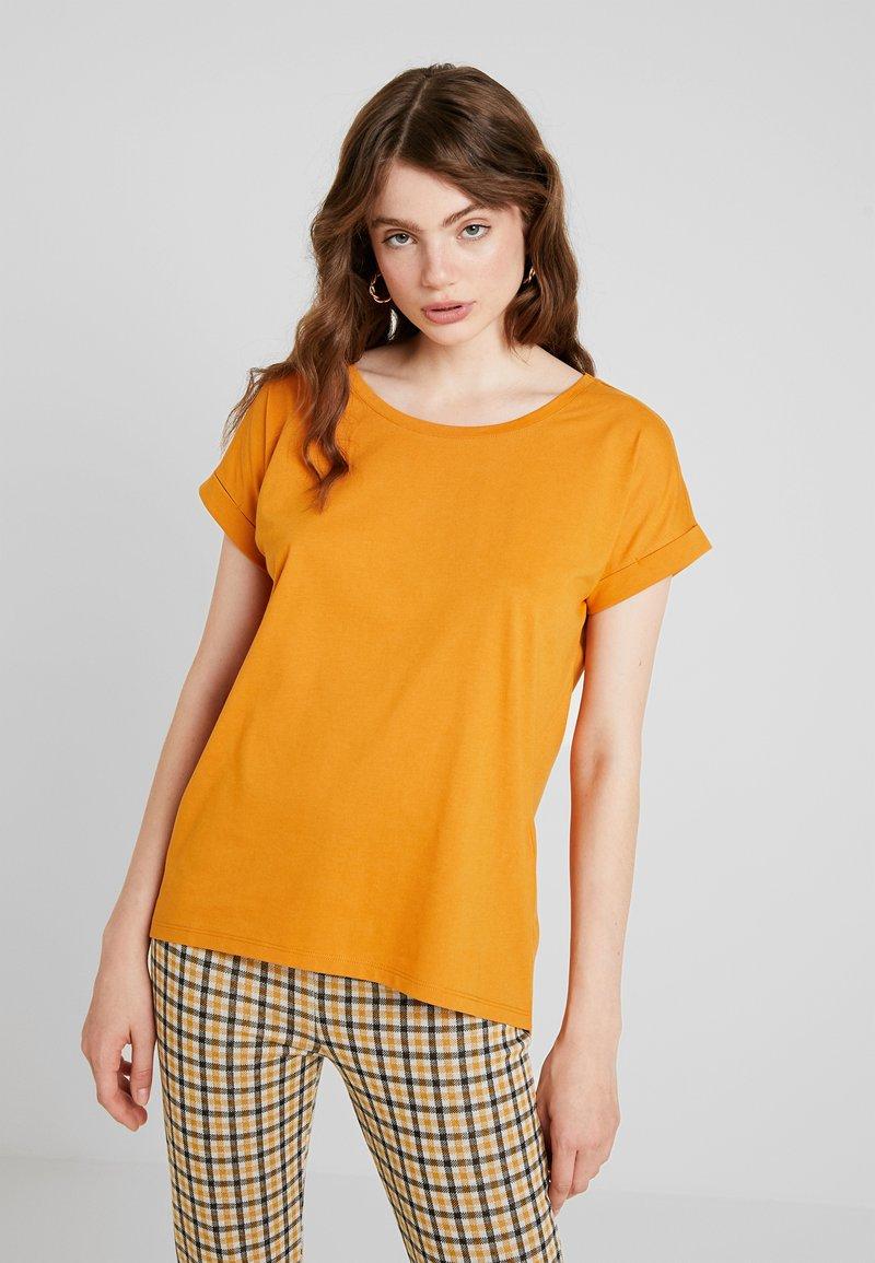 Vila - VIDREAMERS PURE  - T-Shirt basic - golden oak