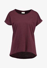 Vila - VIDREAMERS PURE  - Camiseta básica - winetasting - 3