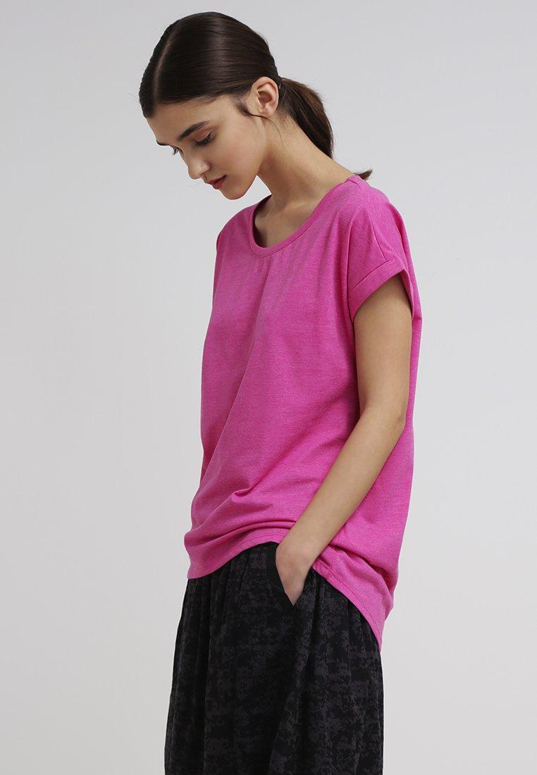 Vila - VIDREAMERS PURE  - T-Shirt basic - raspberry rose