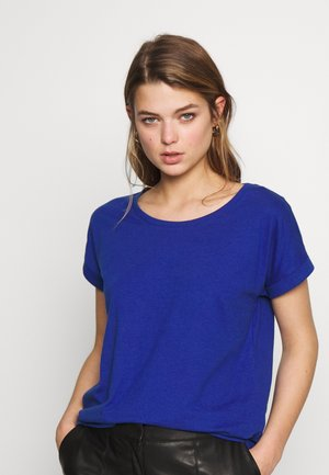 VIDREAMERS PURE  - T-Shirt basic - mazarine blue