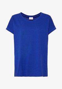 Vila - VIDREAMERS PURE  - T-shirt - bas - mazarine blue - 4