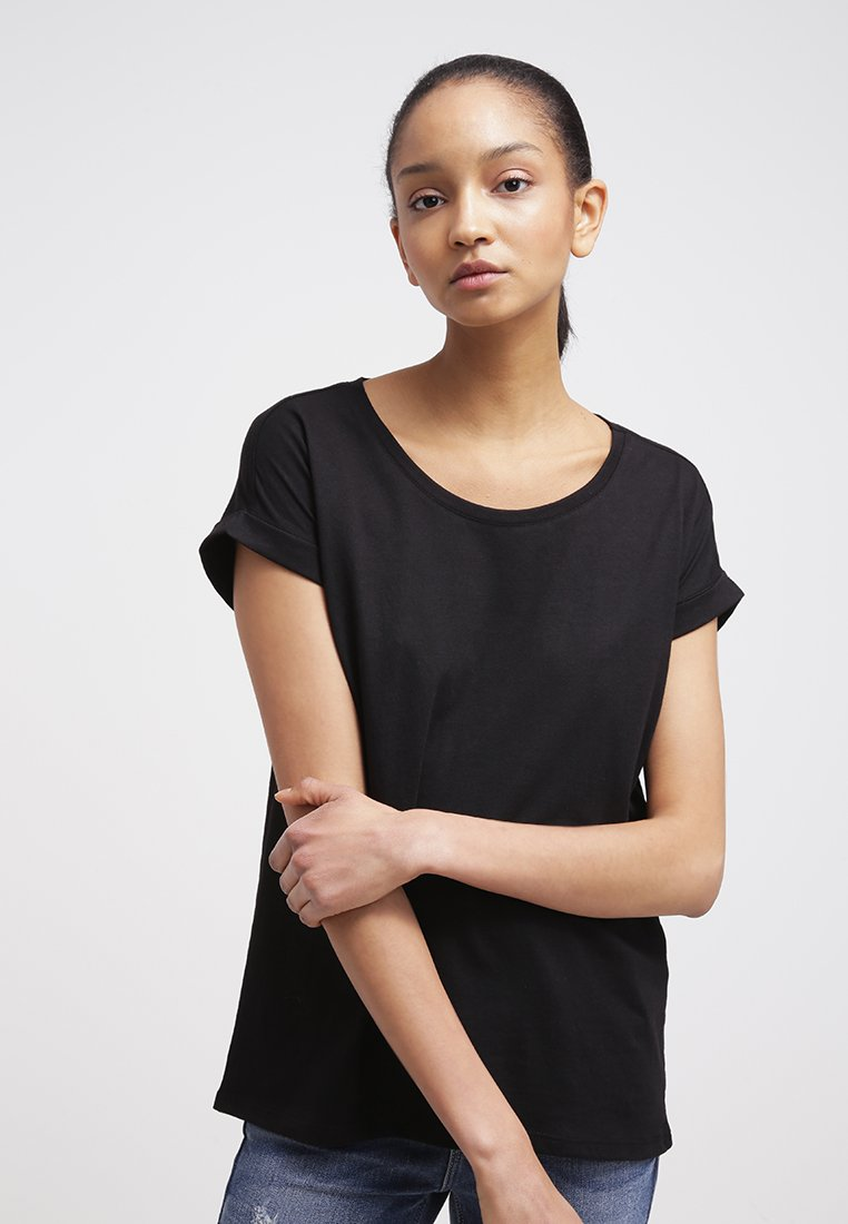 Vila - VIDREAMERS PURE  - T-Shirt basic - black