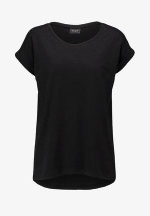 VIDREAMERS PURE  - Basic T-shirt - black