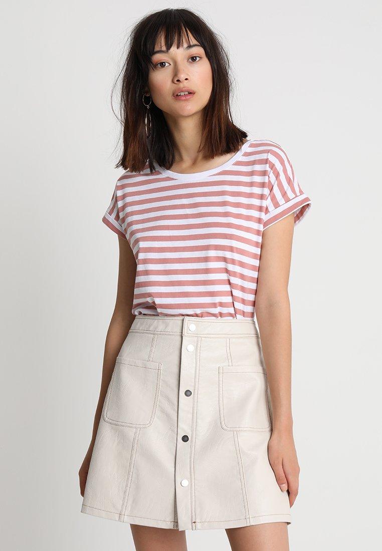 Vila - DREAMERS PURE - T-Shirt print - pink