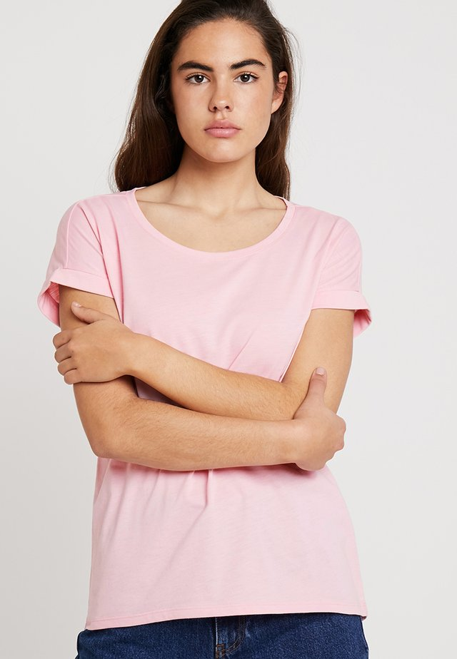 VIDREAMERS PURE - T-shirt - bas - brandied apricot