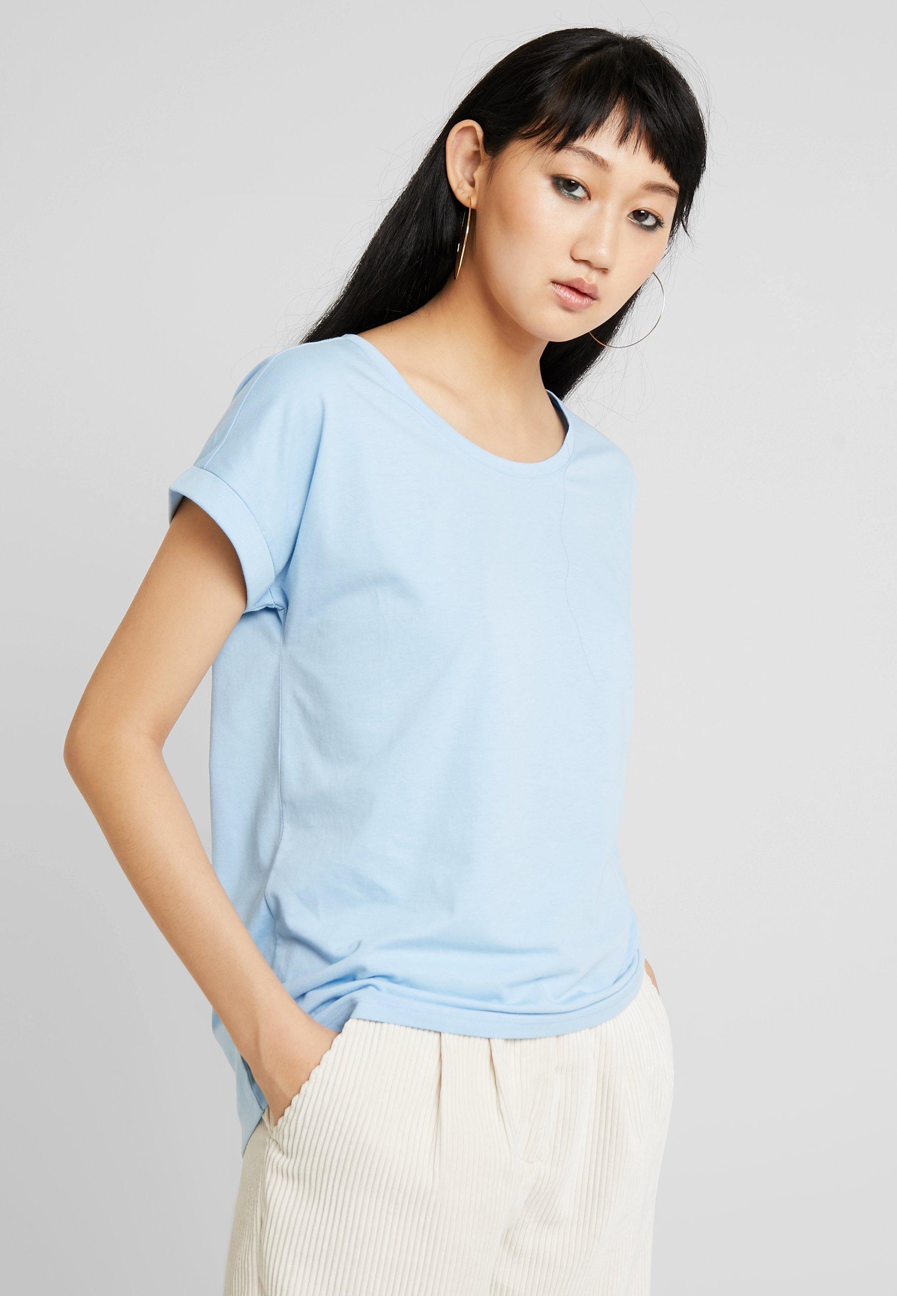 shirt Powder Vila Basique Blue Vidreamers PureT pGLMjSqUzV