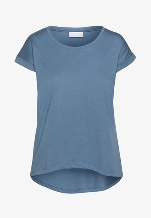VIDREAMERS PURE - T-shirt basic - china blue