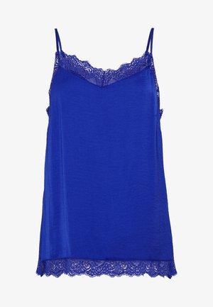VICAVA SINGLET - Topper - mazarine blue
