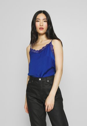 VICAVA SINGLET - Top - mazarine blue
