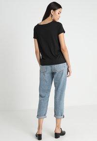 Vila - VINOEL  - T-shirt basic - black - 2