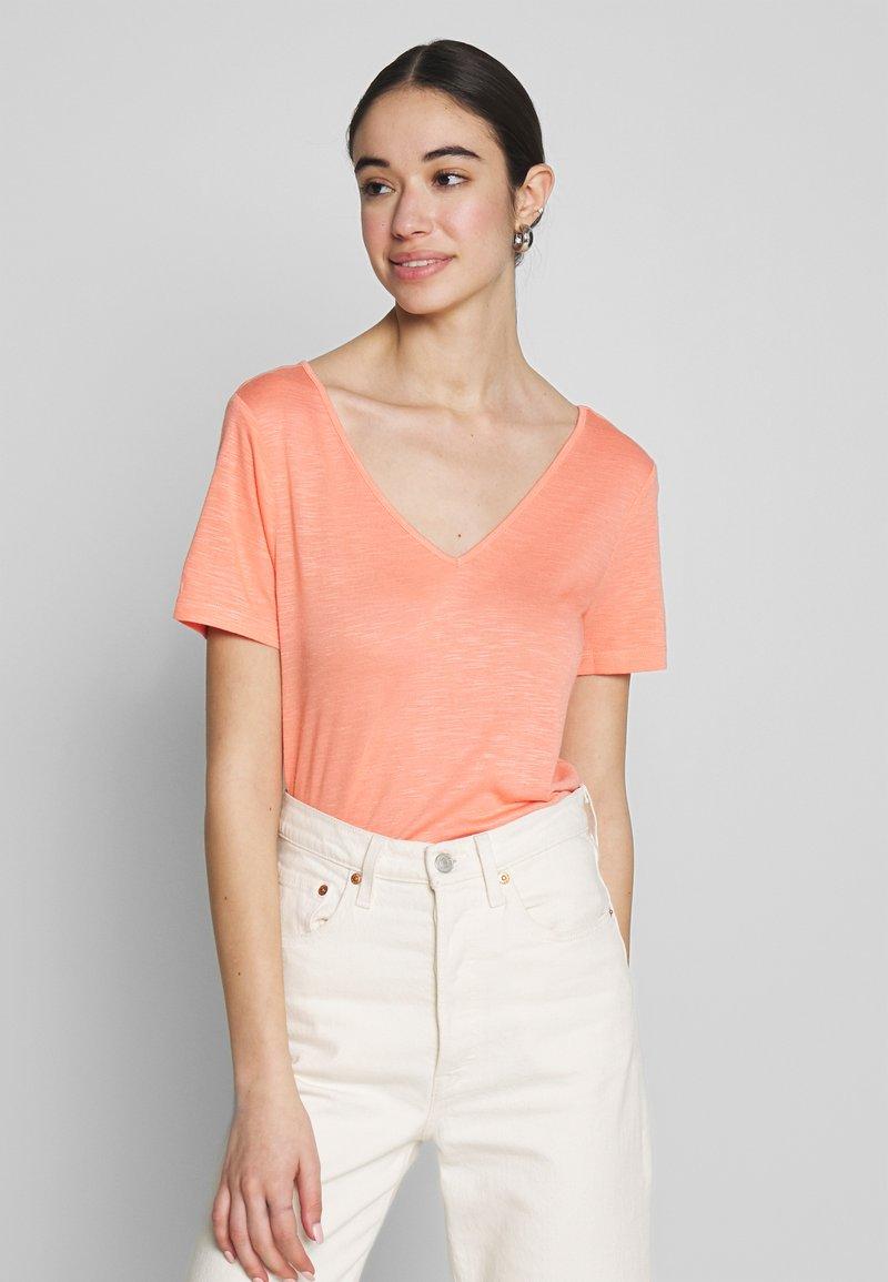 Vila - VINOEL  - T-shirt basic - desert flower