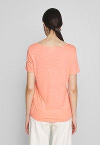 Vila - VINOEL  - T-shirt basic - desert flower - 2
