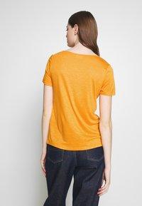 Vila - VINOEL  - T-shirt basic - apricot - 2