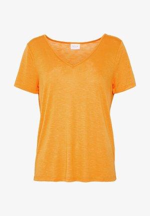 VINOEL  - T-Shirt basic - apricot