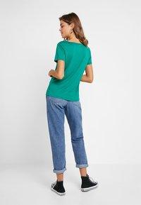 Vila - VINOEL  - T-shirt basic - pepper green - 2