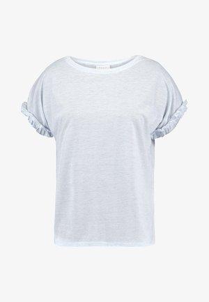 VIHALDIS - T-Shirt basic - powder blue