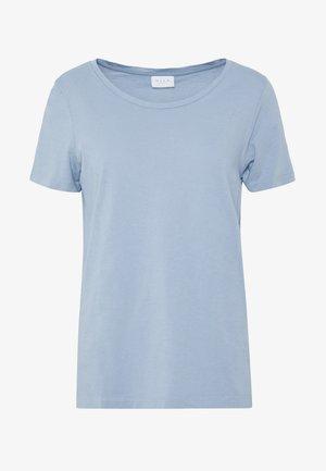 VISUS  - T-shirt basic - ashley blue