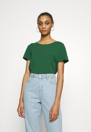 VISUS ONECK - Basic T-shirt - eden