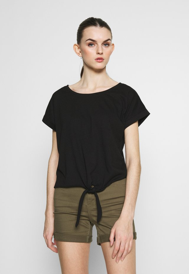 VIDREAMERS - T-shirt med print - black
