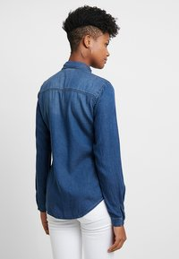 Vila - VIBISTA  - Overhemdblouse - blue denim - 2