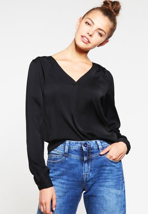 VIMELLI  - Blouse - black