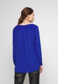 Vila - VILUCY  - Bluser - mazarine blue - 2