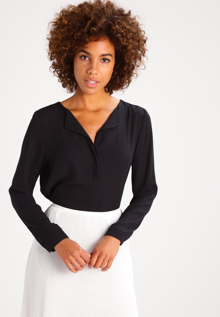 Vila - VILUCY  - Blouse - black