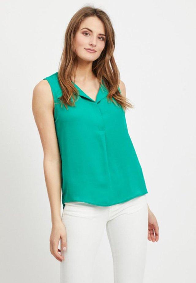 VILUCY TOP  - Overhemdblouse - pepper green