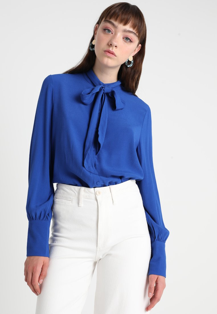 Vila - VIJADYN - Button-down blouse - surf the web