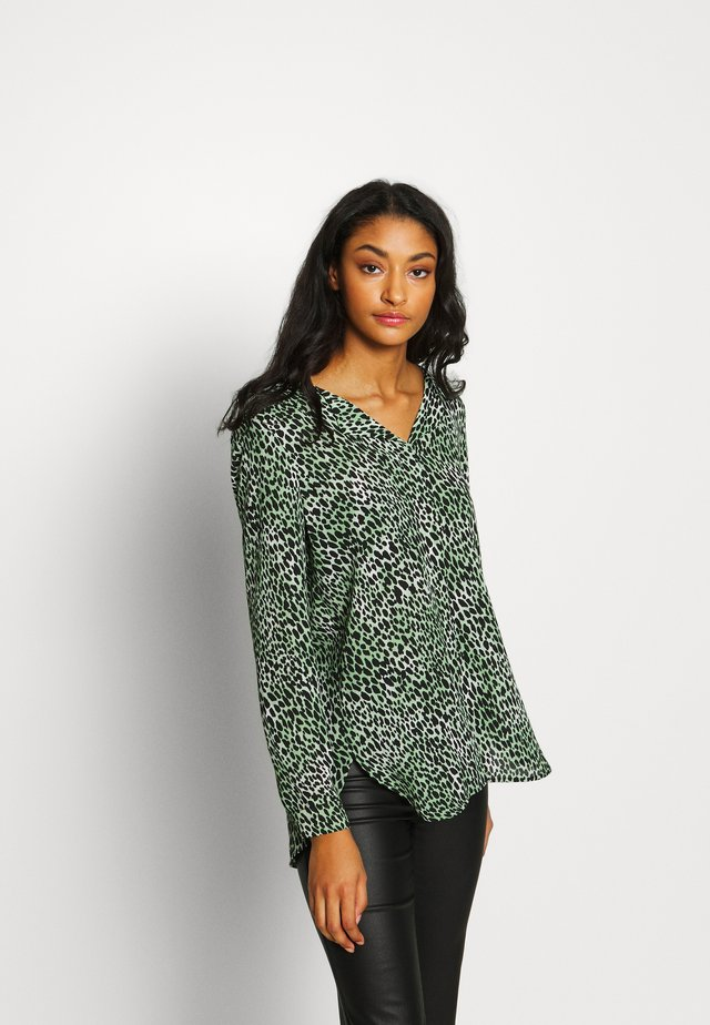 VILUCY FAV LUX - Blouse - loden frost/carlia