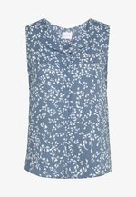 VILUCY FAV LUX - Blouse - china blue