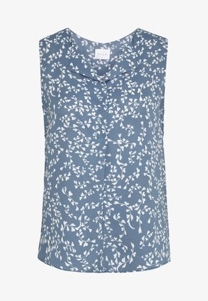 VILUCY FAV LUX - Blusa - china blue
