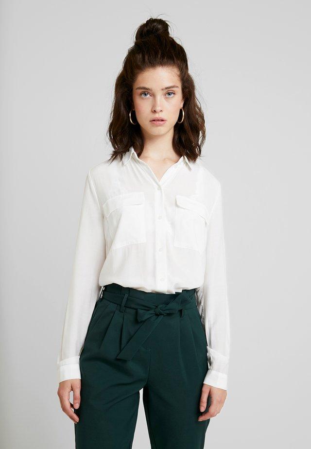 VITHOMA  - Button-down blouse - snow white