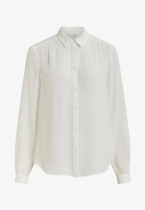 VILUCY - Button-down blouse - snow white
