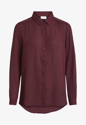 VILUCY - Skjorte - bordeaux