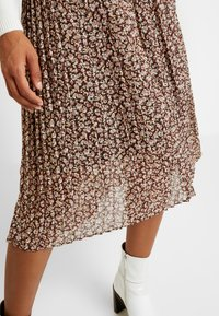Vila - VINAHLA SKIRT - Pleated skirt - puce/rose smoke - 4