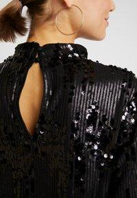 Vila - Blouse - black/sequins - 5