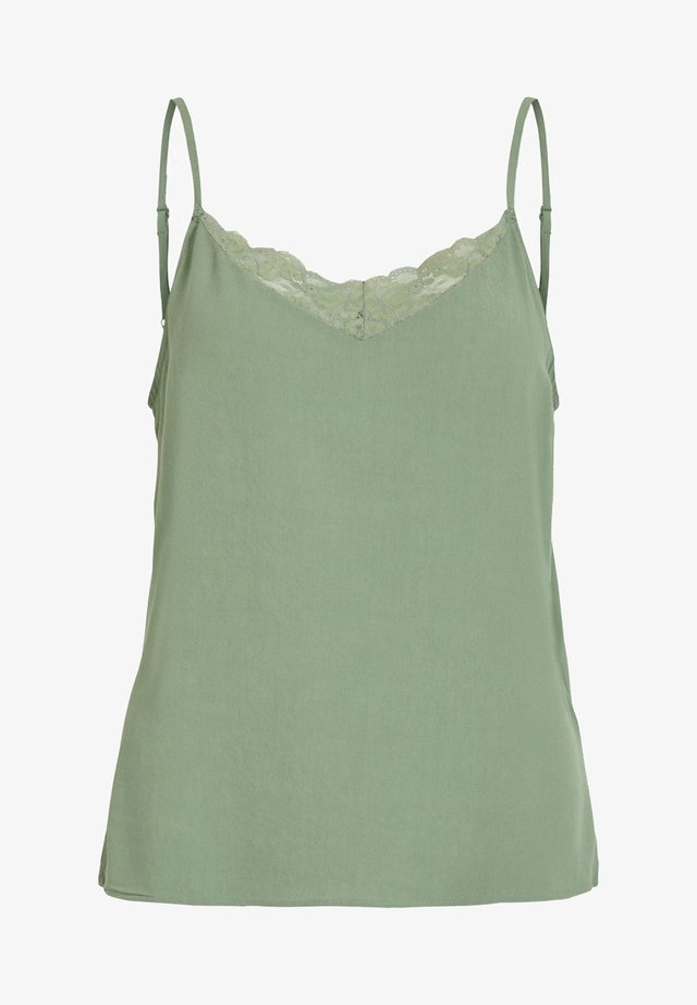 VIMERO SINGLET - Top - green