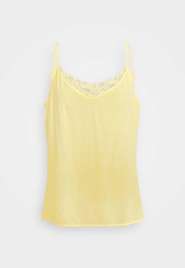 VIMERO SINGLET - Linne - mellow yellow